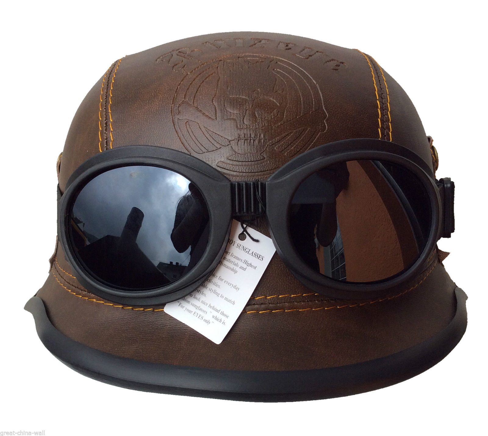 Chopper Helm